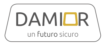 DAMIOR logo